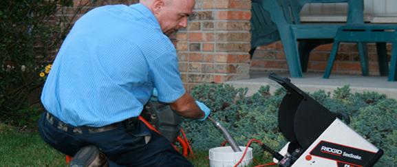 Sewer & Drain Cleaning or Repair image